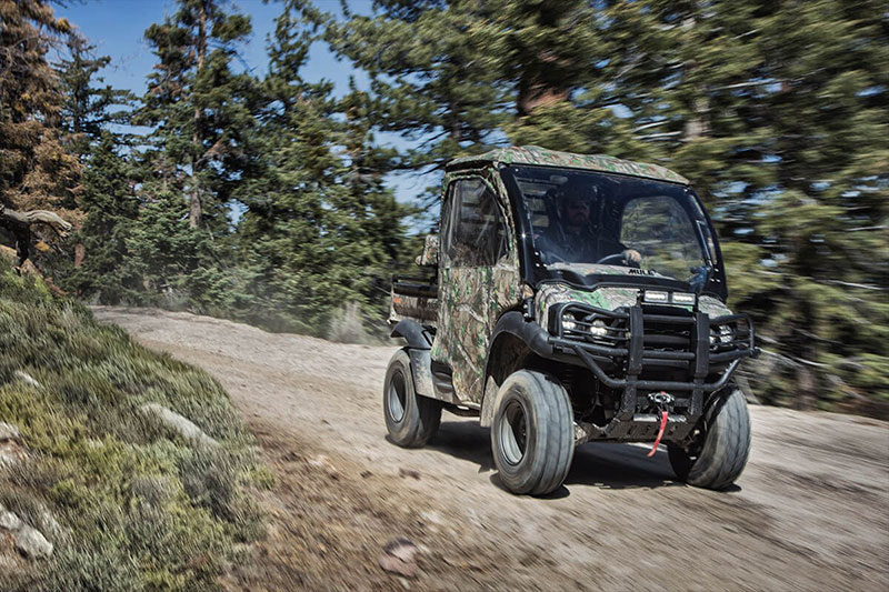 2021 Kawasaki Mule SX 4X4 XC Camo FI in Oak Creek, Wisconsin - Photo 6