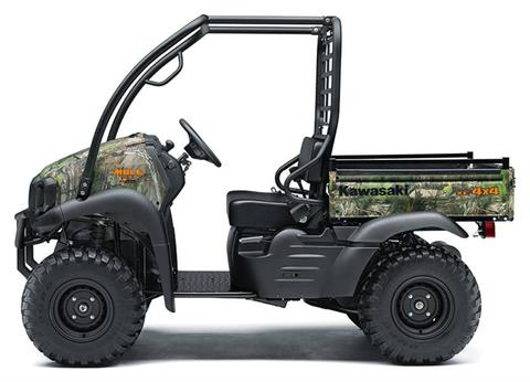 2021 Kawasaki Mule SX 4X4 XC Camo FI in San Jose, California - Photo 2