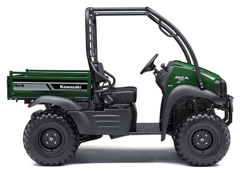 2021 Kawasaki Mule SX 4X4 XC FI in San Jose, California - Photo 1