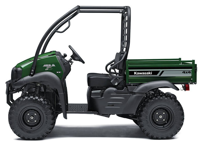 2021 Kawasaki Mule SX 4X4 XC FI in Brilliant, Ohio - Photo 2