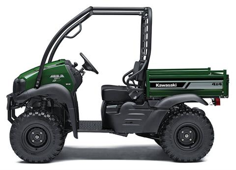 2021 Kawasaki Mule SX 4X4 XC FI in O Fallon, Illinois - Photo 2