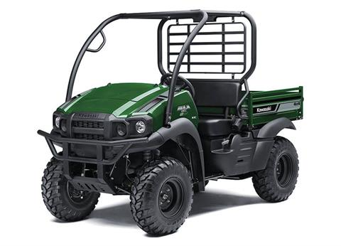 2021 Kawasaki Mule SX 4X4 XC FI in San Jose, California - Photo 3