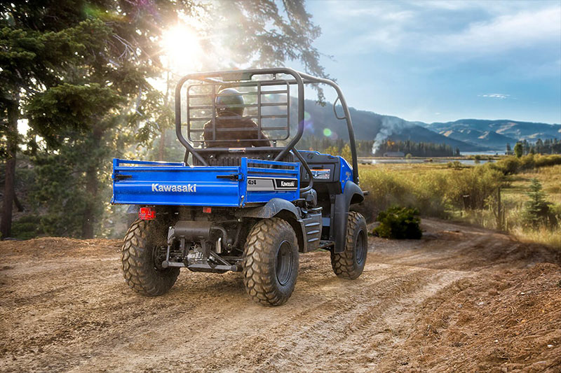 2021 Kawasaki Mule SX 4X4 XC FI in Jamestown, New York - Photo 7