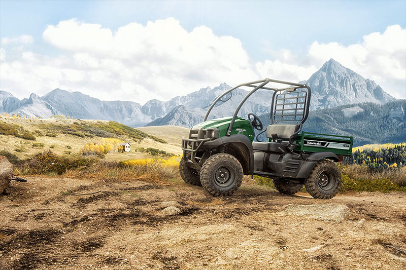 2021 Kawasaki Mule SX 4X4 XC FI in South Paris, Maine - Photo 8