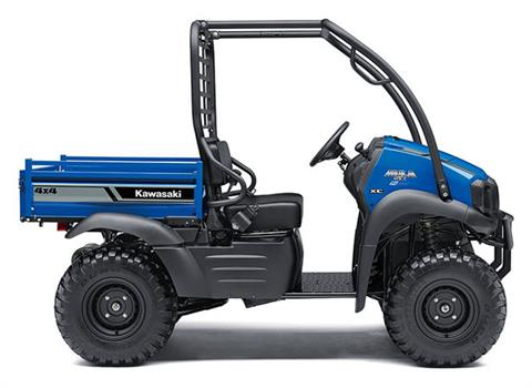 2021 Kawasaki Mule SX 4X4 XC FI in Hollister, California