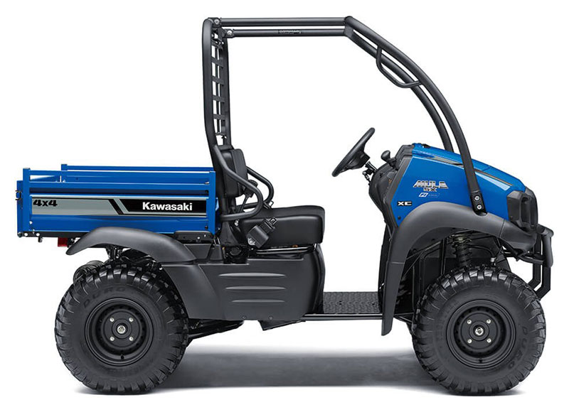 2021 Kawasaki Mule SX 4X4 XC FI in Plymouth, Massachusetts - Photo 1