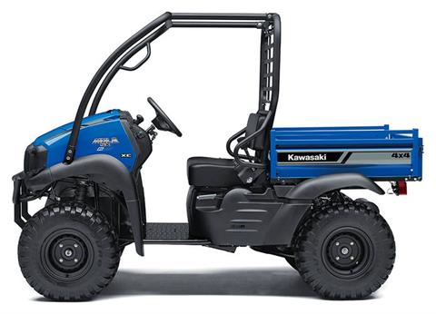 2021 Kawasaki Mule SX 4X4 XC FI in Bakersfield, California - Photo 2