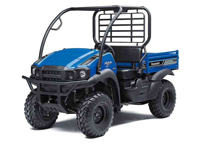 2021 Kawasaki Mule SX 4X4 XC FI in Plymouth, Massachusetts - Photo 3