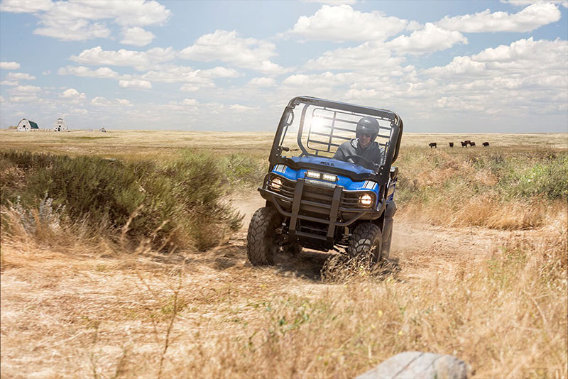 2021 Kawasaki Mule SX 4X4 XC FI in Colorado Springs, Colorado - Photo 5