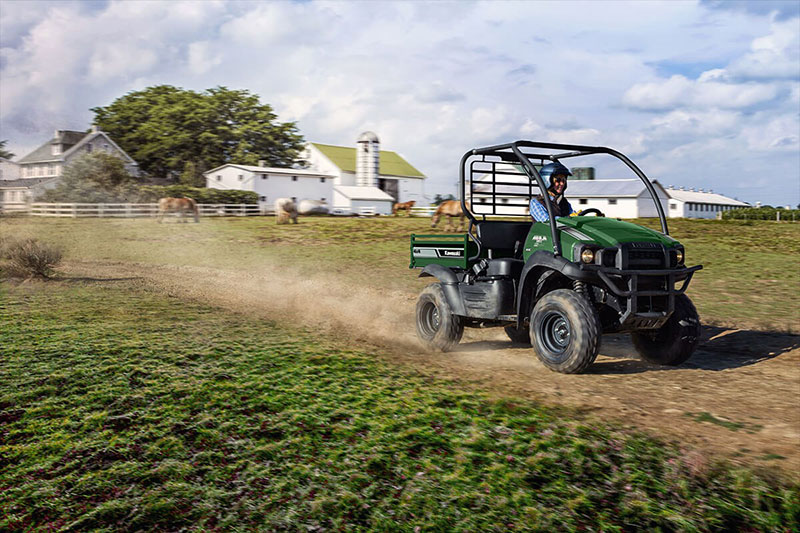 2021 Kawasaki Mule SX 4X4 XC FI in Plymouth, Massachusetts - Photo 6