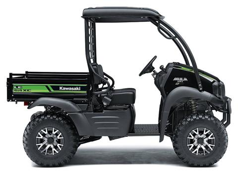 2021 Kawasaki Mule SX 4x4 XC LE FI in Freeport, Illinois