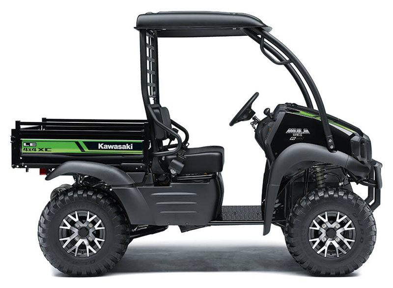 2021 Kawasaki Mule SX 4x4 XC LE FI in La Marque, Texas - Photo 1