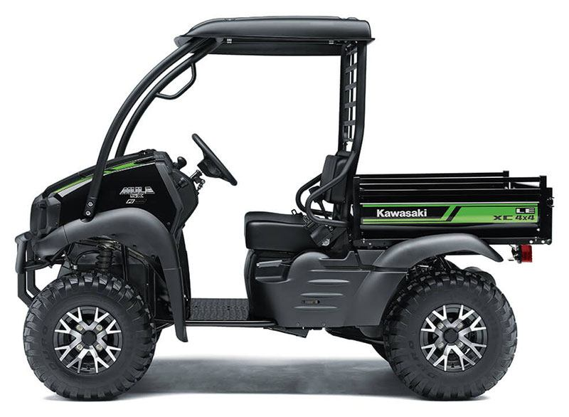 2021 Kawasaki Mule SX 4x4 XC LE FI in Santa Clara, California - Photo 2