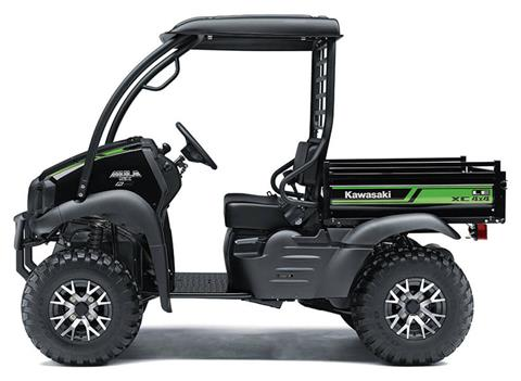 2021 Kawasaki Mule SX 4x4 XC LE FI in South Paris, Maine - Photo 2