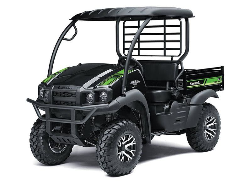 2021 Kawasaki Mule SX 4x4 XC LE FI in Santa Clara, California - Photo 3