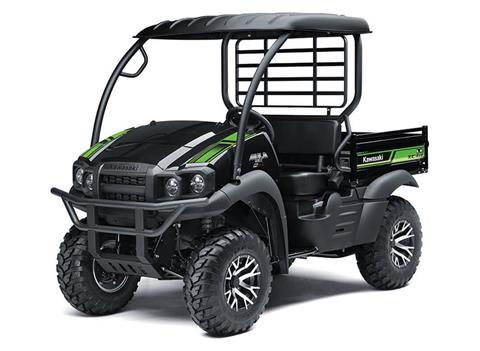2021 Kawasaki Mule SX 4x4 XC LE FI in Hillsboro, Wisconsin - Photo 3