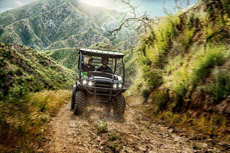 2021 Kawasaki Mule SX 4x4 XC LE FI in Orlando, Florida - Photo 4