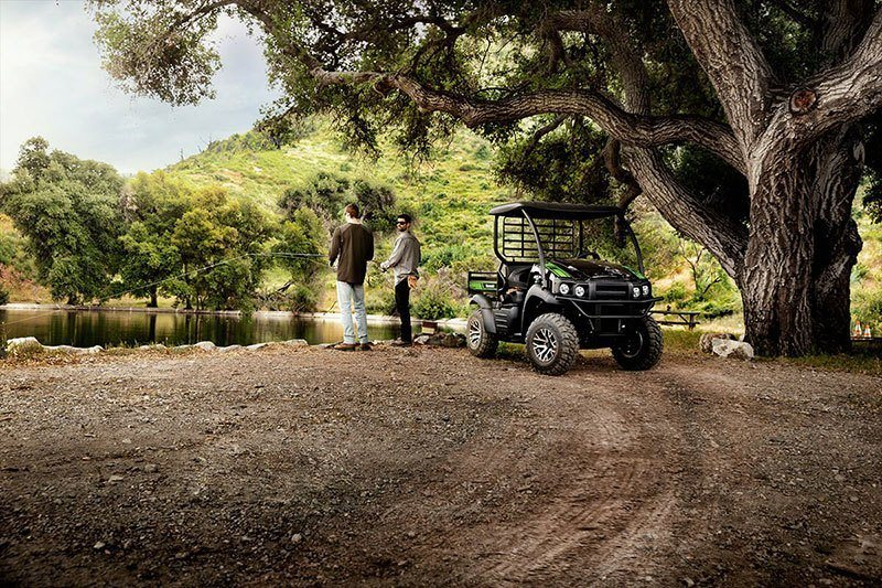 2021 Kawasaki Mule SX 4x4 XC LE FI in Orlando, Florida - Photo 5