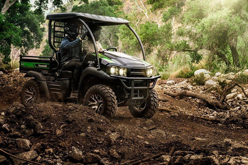 2021 Kawasaki Mule SX 4x4 XC LE FI in Hillsboro, Wisconsin - Photo 6