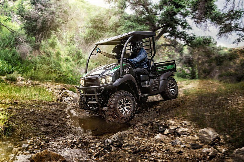 2021 Kawasaki Mule SX 4x4 XC LE FI in San Jose, California - Photo 7