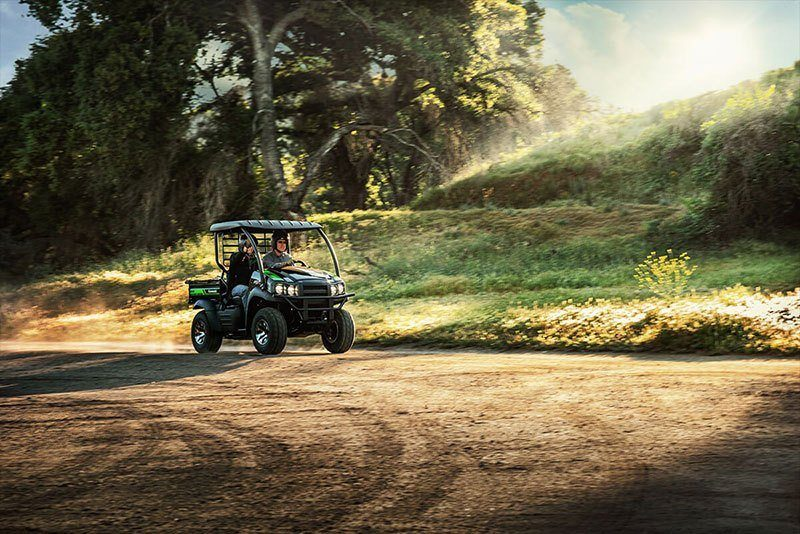 2021 Kawasaki Mule SX 4x4 XC LE FI in San Jose, California - Photo 8