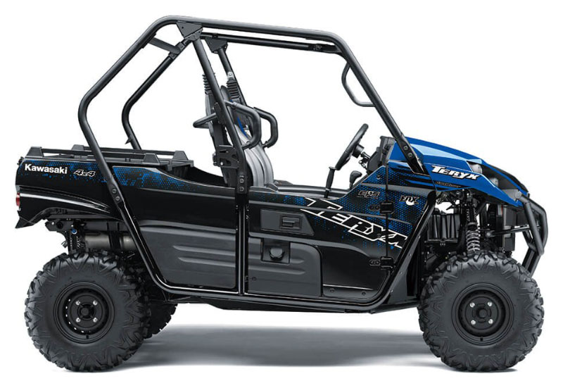 2021 Kawasaki Teryx in Mount Pleasant, Michigan - Photo 1