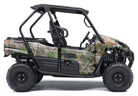 2021 Kawasaki Teryx Camo in Johnson City, Tennessee