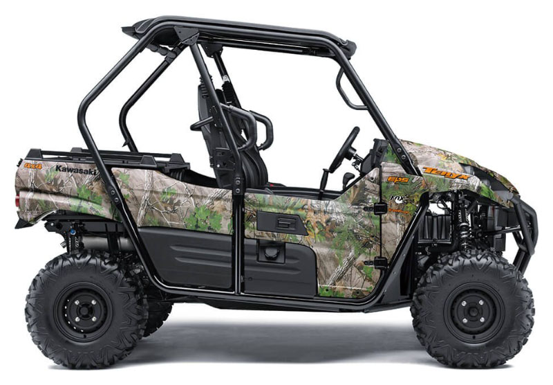 2021 Kawasaki Teryx Camo in San Jose, California - Photo 1