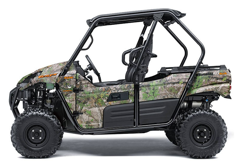 2021 Kawasaki Teryx Camo in Hollister, California - Photo 2