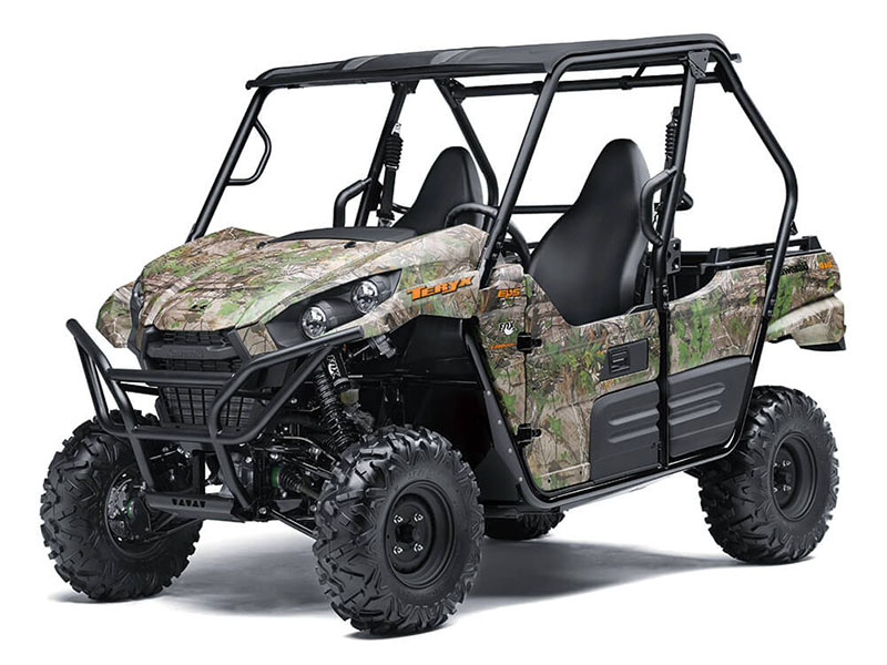 2021 Kawasaki Teryx Camo in O Fallon, Illinois - Photo 3