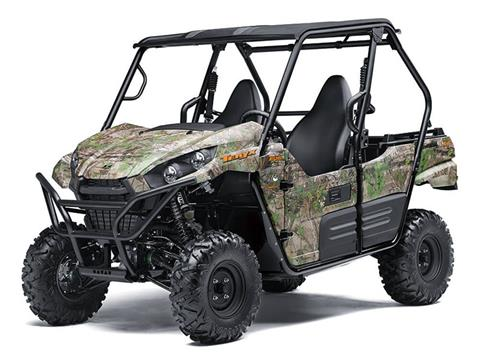 2021 Kawasaki Teryx Camo in Redding, California - Photo 3
