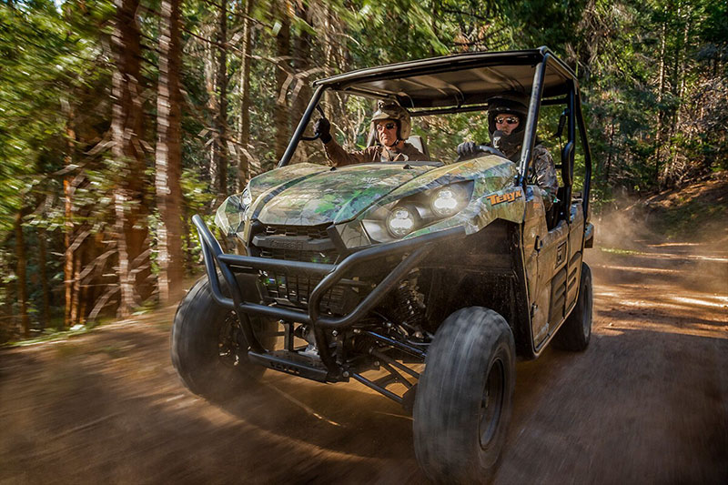 2021 Kawasaki Teryx Camo in Hollister, California - Photo 4
