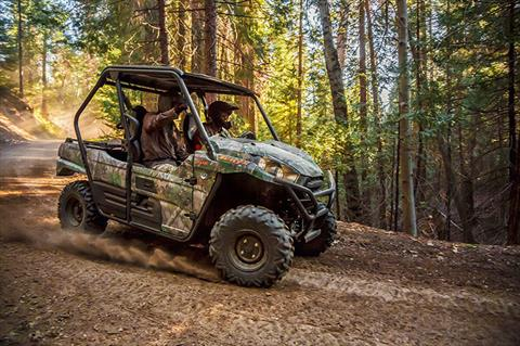 2021 Kawasaki Teryx Camo in Redding, California - Photo 5