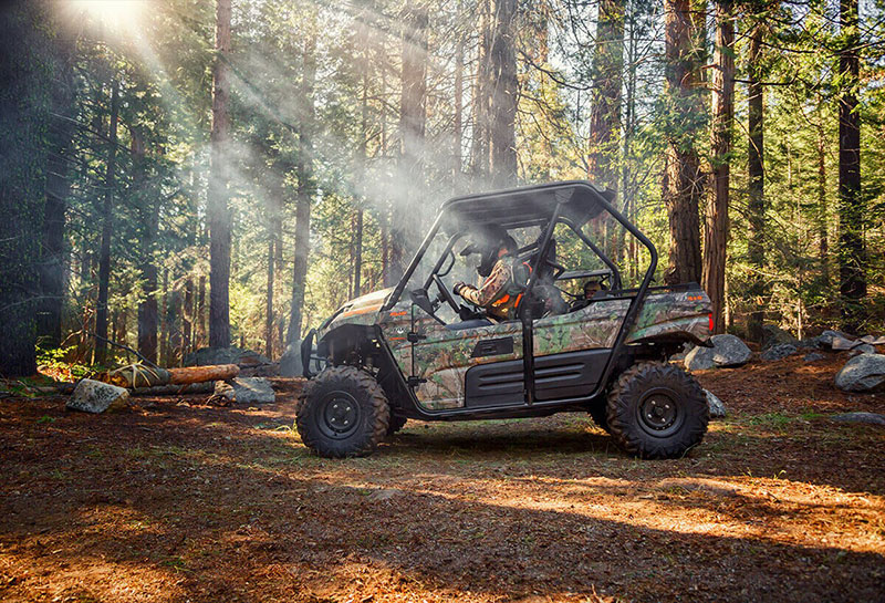 2021 Kawasaki Teryx Camo in Hollister, California - Photo 6