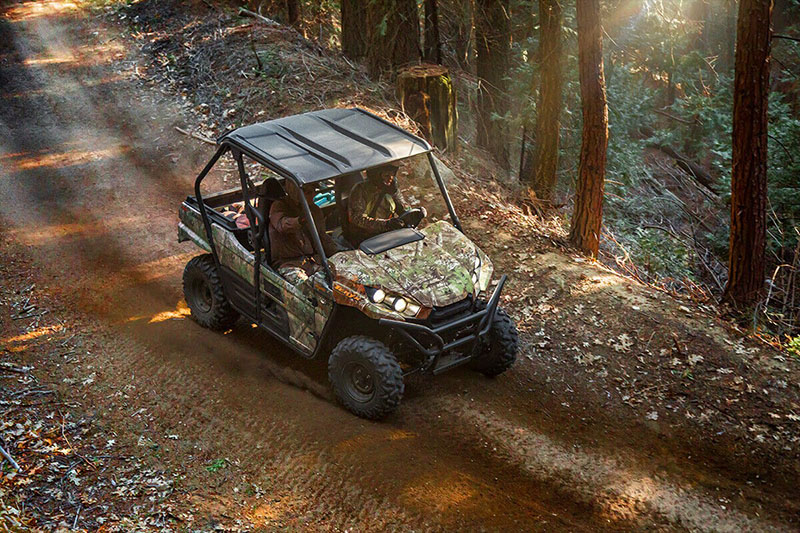 2021 Kawasaki Teryx Camo in San Jose, California - Photo 7