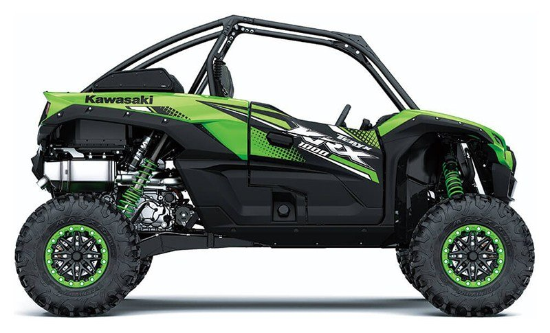 2020 Kawasaki Teryx KRX 1000 with Factory Installed Accessories in Evansville, Indiana