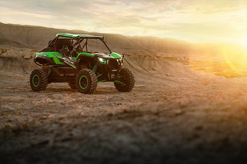 2020 Kawasaki Teryx KRX 1000 with Factory Installed Accessories in Junction City, Kansas - Photo 17