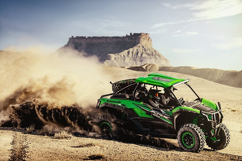 2020 Kawasaki Teryx KRX 1000 with Factory Installed Accessories in San Jose, California - Photo 19