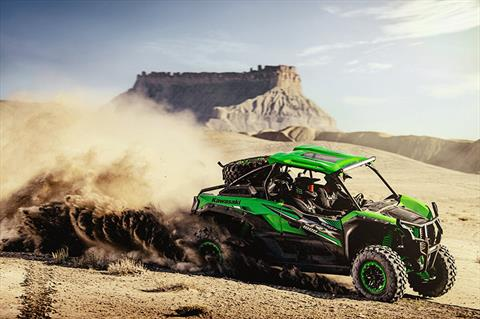 2020 Kawasaki Teryx KRX 1000 with Factory Installed Accessories in Fairview, Utah - Photo 19