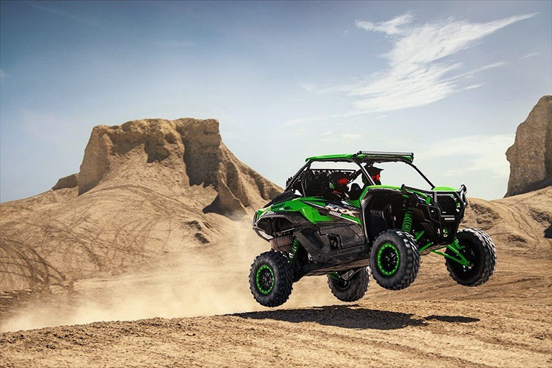 2020 Kawasaki Teryx KRX 1000 with Factory Installed Accessories in San Jose, California - Photo 21