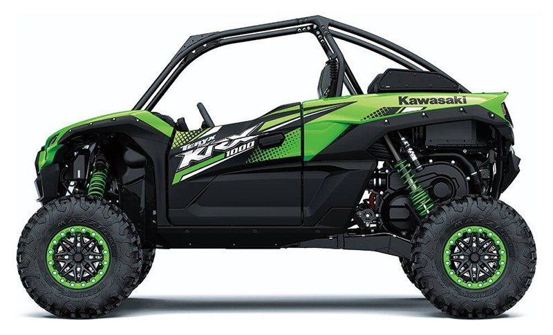 2020 Kawasaki Teryx KRX 1000 with Factory Installed Accessories in San Jose, California - Photo 2