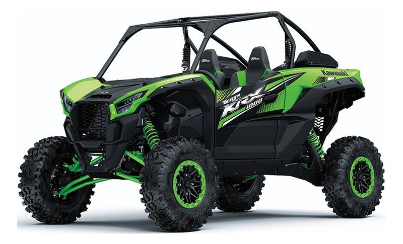 2020 Kawasaki Teryx KRX 1000 with Factory Installed Accessories in San Jose, California - Photo 3