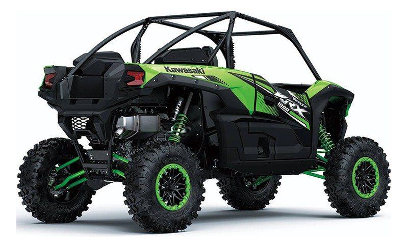 2020 Kawasaki Teryx KRX 1000 with Factory Installed Accessories in South Haven, Michigan - Photo 4