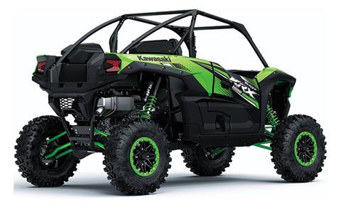 2020 Kawasaki Teryx KRX 1000 with Factory Installed Accessories in Junction City, Kansas - Photo 4