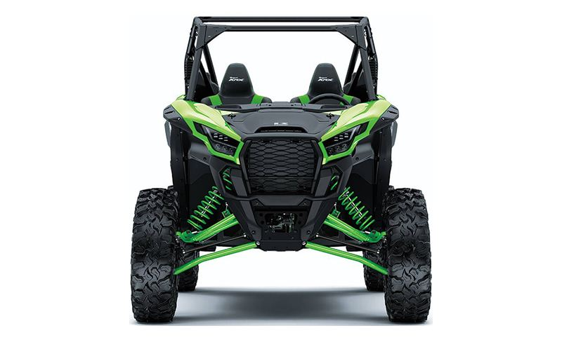 2020 Kawasaki Teryx KRX 1000 with Factory Installed Accessories in San Jose, California - Photo 5