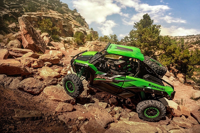 2020 Kawasaki Teryx KRX 1000 with Factory Installed Accessories in Fairview, Utah - Photo 31