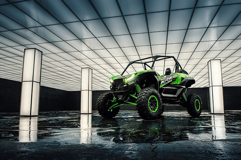 2020 Kawasaki Teryx KRX 1000 with Factory Installed Accessories in Jamestown, New York - Photo 34