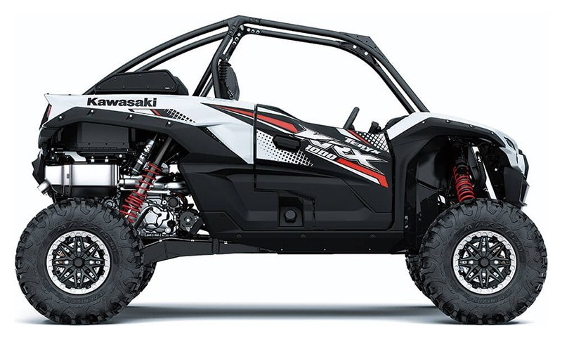 2020 Kawasaki Teryx KRX 1000 with Factory Installed Accessories in Oklahoma City, Oklahoma - Photo 1