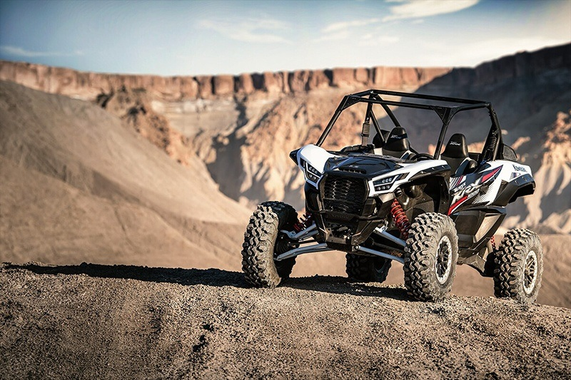 2020 Kawasaki Teryx KRX 1000 with Factory Installed Accessories in Dubuque, Iowa - Photo 14