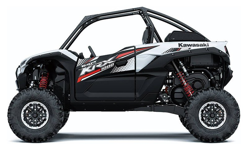 2020 Kawasaki Teryx KRX 1000 with Factory Installed Accessories in Battle Creek, Michigan - Photo 2